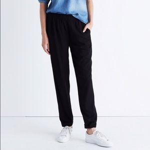 Madewell Pull-On Track Trousers